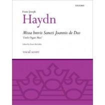 Missa brevis Sancti Joannis de Deo ('Little Organ Mass') by Franz Joseph Haydn, 9780193367845