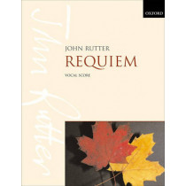 Requiem: Vocal Score by John Rutter, 9780193380707