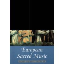 European Sacred Music by John Rutter, 9780193436954