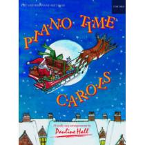 Piano Time Carols by Pauline Hall, 9780193727373