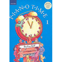 Piano Time 1 by Pauline Hall, 9780193727847