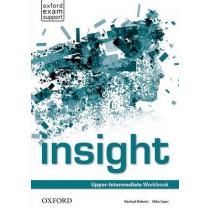 insight: Upper-Intermediate: Workbook, 9780194011143
