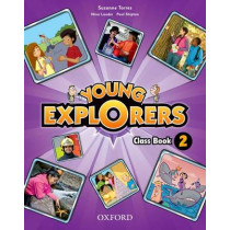 Young Explorers: Level 2: Class Book, 9780194027625