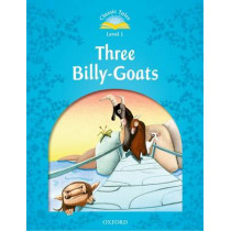 Classic Tales Second Edition: Level 1: The Three Billy Goats Gruff, 9780194238861