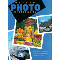 Oxford Photo Dictionary:: Monolingual Edition (Paperback), 9780194313605