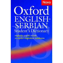 Oxford English-Serbian Student's Dictionary (englesko-srpski recnik sa srpsko-engleskim indeksom): The dictionary that helps Serbian learners of English build their vocabulary and use it with confidence by Janet Philips, 9780194316194