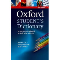 Oxford Student's Dictionary Paperback, 9780194331388