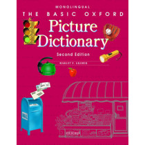 The Basic Oxford Picture Dictionary, Second Edition:: Monolingual English by Margot F. Gramer, 9780194372329