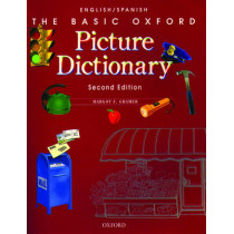 The Basic Oxford Picture Dictionary, Second Edition:: English-Spanish, 9780194372350