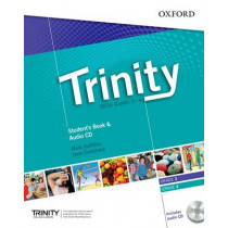 Trinity Graded Examinations in Spoken English (GESE): Grades 3-4: Student's Pack with Audio CD, 9780194397353