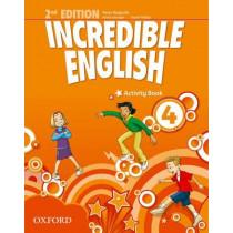 Incredible English: 4: Activity Book, 9780194442435