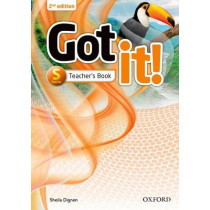 Got it!: Starter: Teacher's Book: Got it! Second Edition retains the proven methodology and teen appeal of the first edition with 100% new content by , 9780194464277