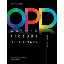 Oxford Picture Dictionary: English/Chinese Dictionary by Jayme Adelson-Goldstein, 9780194505314