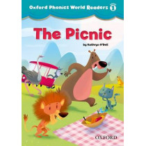 Oxford Phonics World Readers: Level 1: The Picnic, 9780194589062