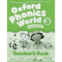 Oxford Phonics World: Level 3: Teacher's Book, 9780194596305