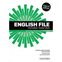 English File third edition: Intermediate: Teacher's Book with Test and Assessment CD-ROM, 9780194597173