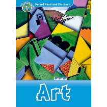 Oxford Read and Discover: Level 1: Art, 9780194646345