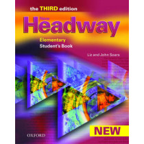 New Headway: Elementary Third Edition: Student's Book: Six-level general English course for adults by Liz Soars, 9780194715096