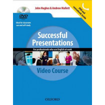 Successful Presentations: DVD and Student's Book Pack: A video series teaching business communication skills for adult professionals by John Hughes, 9780194768351