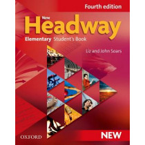 New Headway: Elementary Fourth Edition: Student's Book, 9780194768986