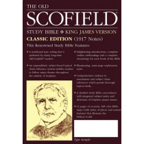 The Old Scofield (R) Study Bible, KJV, Classic Edition, 9780195274585