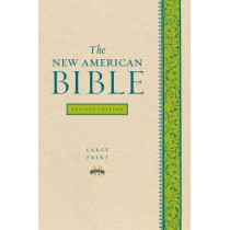 The New American Bible Revised Edition, Large Print Edition by Confraternity of Christian Doctrine, 9780195298116