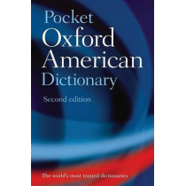 Pocket Oxford American Dictionary, 9780195301632