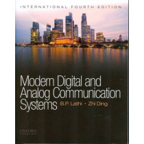 Modern Digital and Analog Communications Systems by Zhi Ding, 9780195384932