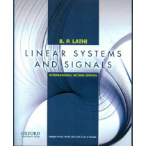 Linear Systems and Signals: International Edition by B. P. Lathi, 9780195392562