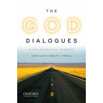 The God Dialogues: A Philosophical Journey by Torin Alter, 9780195395594