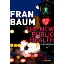 The New Public Health by Fran Baum, 9780195588088