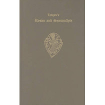 Lydgate's Reson and Sensuallyte: Vol. II Studies and Notes by John Lydgate, 9780197225349