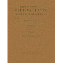 Dictionary of Medieval Latin from British Sources: Fascicule VII: N by David Howlett, 9780197262665