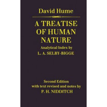 Treatise of Human Nature by David Hume, 9780198245889