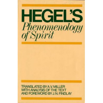 Phenomenology of Spirit by G. W. F. Hegel, 9780198245971