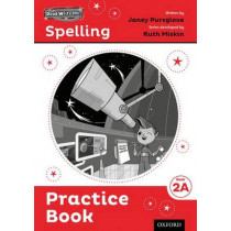 Read Write Inc. Spelling: Practice Book 2A Pack of 5 by Ruth Miskin, 9780198305323