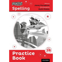 Read Write Inc. Spelling: Practice Book 2B Pack of 5 by Ruth Miskin, 9780198305330