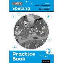 Read Write Inc. Spelling: Practice Book 3 Pack of 5 by Ruth Miskin, 9780198305347