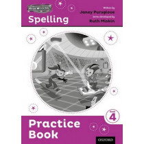 Read Write Inc. Spelling: Practice Book 4 Pack of 5 by Ruth Miskin, 9780198305354