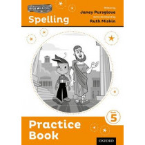 Read Write Inc. Spelling: Practice Book 5 Pack of 5 by Ruth Miskin, 9780198305361