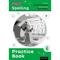 Read Write Inc. Spelling: Practice Book 6 Pack of 5 by Ruth Miskin, 9780198305378
