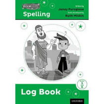 Read Write Inc. Spelling: Log Book 5-6 Pack of 5 by Ruth Miskin, 9780198305415