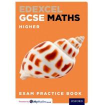 Edexcel GCSE Maths Higher Exam Practice Book by Steve Cavill, 9780198351542