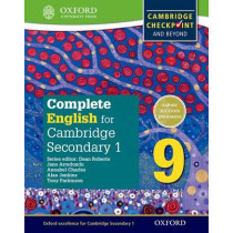 Complete English for Cambridge Lower Secondary 9: Cambridge Checkpoint and beyond by Tony Parkinson, 9780198364672