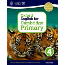 Oxford English for Cambridge Primary Student Book 4 by Izabella Hearn, 9780198366287