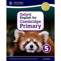 Oxford English for Cambridge Primary Student Book 5 by Izabella Hearn, 9780198366423