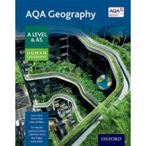 AQA Geography A Level & AS Human Geography Student Book by Simon Ross, 9780198366546