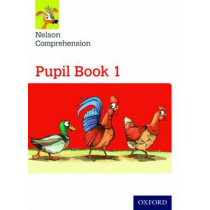 Nelson Comprehension: Year 1/Primary 2: Pupil Book 1 by Sarah Lindsay, 9780198368137