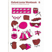 Oxford Junior Workbooks: Book 6 by Clifford Carver, 9780198380061