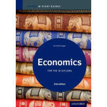 Economics Study Guide: Oxford IB Diploma Programme by Constantine Ziogas, 9780198390015